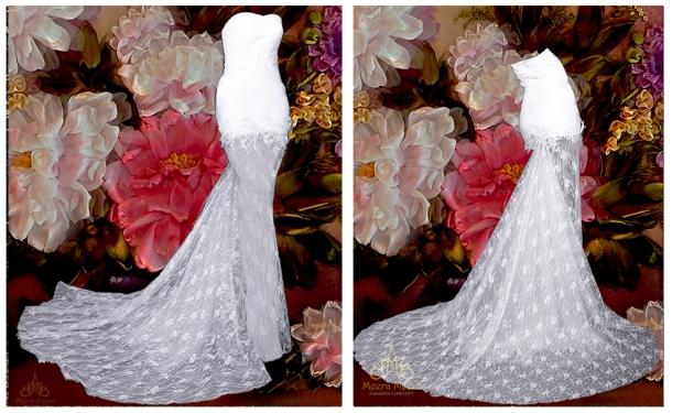 Áo cưới đuôi cá là một trong những dáng áo đẹp nhất, là lựa chọn tối ưu để tôn lên những đường cong đẹp trên cơ thể người mặc. Đặc biệt đây là một trong những kiểu áo cưới đẹp và rất hợp xu hướng của năm nay.   Xu hướng trong suốt, xuyên thấu được áp dụng vào áo cưới  không chỉ tạo nên sự quyến rũ mà còn mang đến phong thái nhẹ nhàng cho trang phục cưới.
