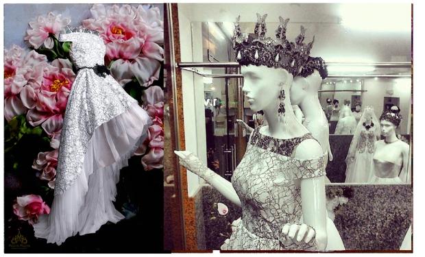 Áo cưới Mullet cổ điển- Mã 010 Dáng váy high-low thời thượng, mang vẻ đẹp đa dạng, là sự kết hợp của váy cưới ngắn khoẻ khoắn và sự mềm mại, nữ tính của váy maxi.  Dành cho cô gái có đôi chân thon đẹp.