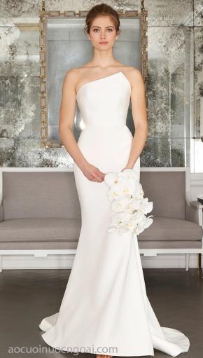 Áo cưới đơn giản NN4076