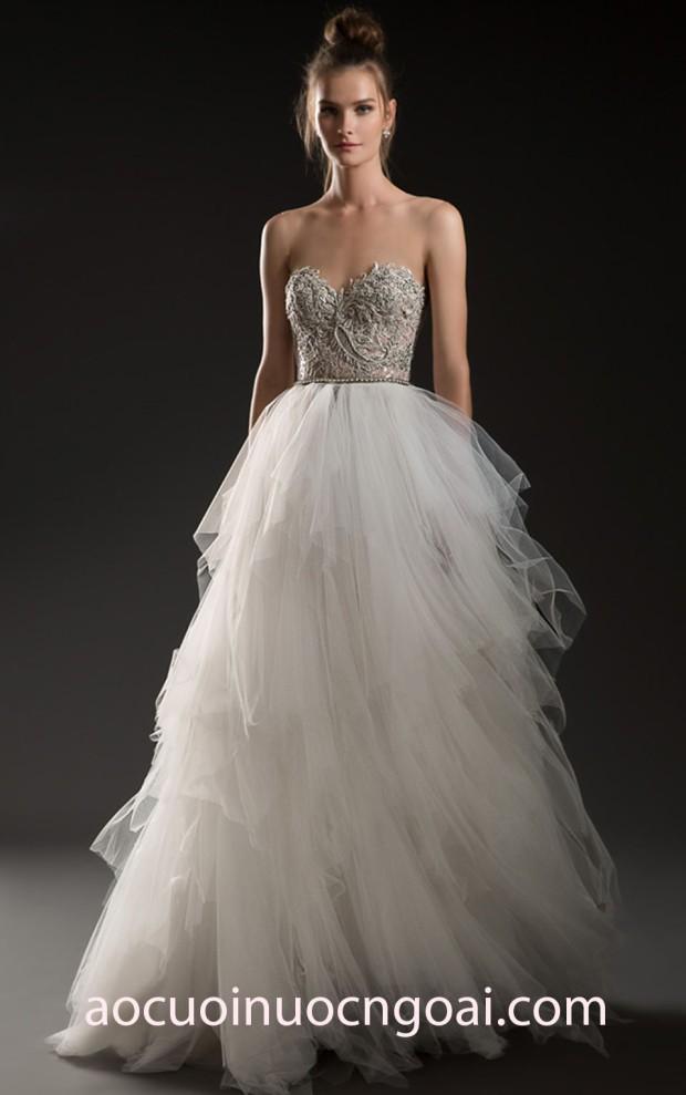 ao cuoi nuoc ngoai Emanuel Brides 2018 Wedding Dresses EMANUEL33 may ao cuoi dep tp hcm ao cuoi meera meera