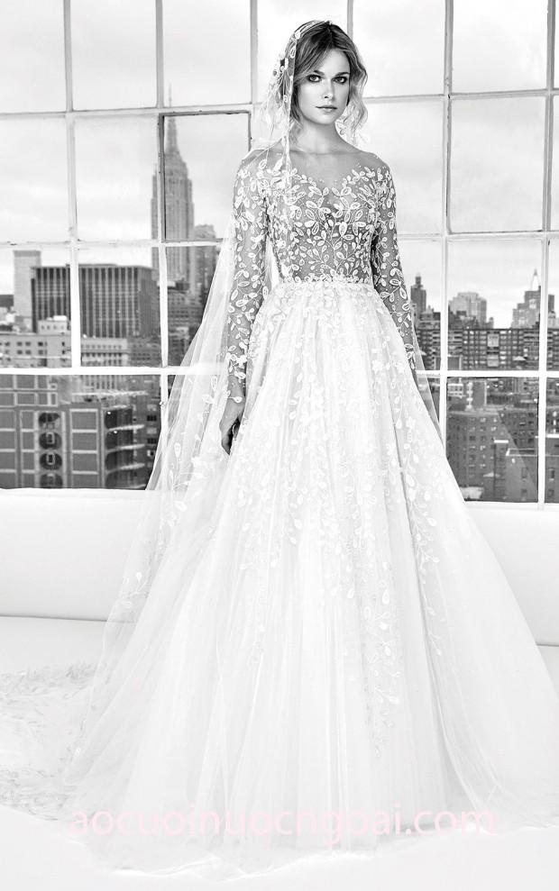 ao cuoi nuoc ngoai zuhair-murad-bridal-18-10 ao cuoi cong chua may ao cuoi dep tp hcm meera meera fashion concept