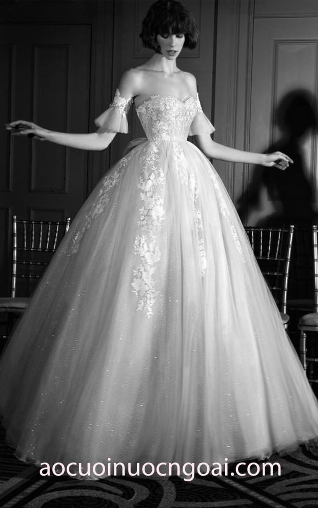 may ao cuoi dep tp hcm Emanuel Brides 2017 Wedding Dresses 1 ao cuoi cong chua ao cuoi dep nhat sai gon meera meera bridal
