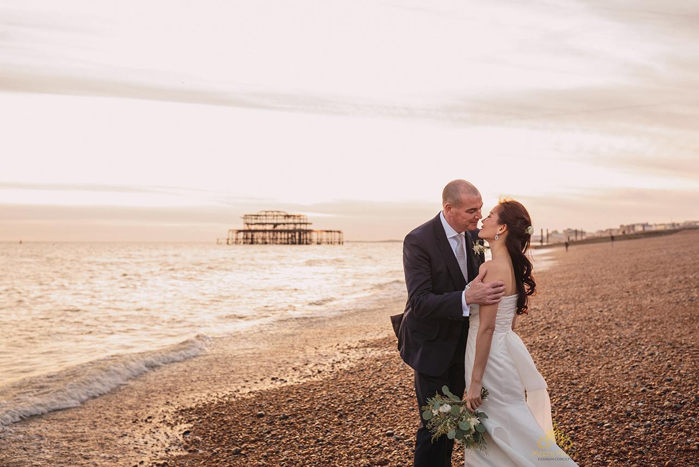 Jon and Jessica's Brighton Town Hall and Hotel Du Vin wedding