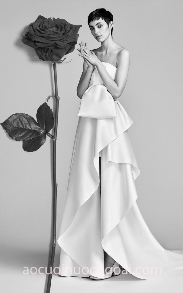váy cưới tối giản Viktor & Rolf 2018 đám cưới Anh may áo cưới đẹp Sài Gòn áo cưới meera meera fashion concept