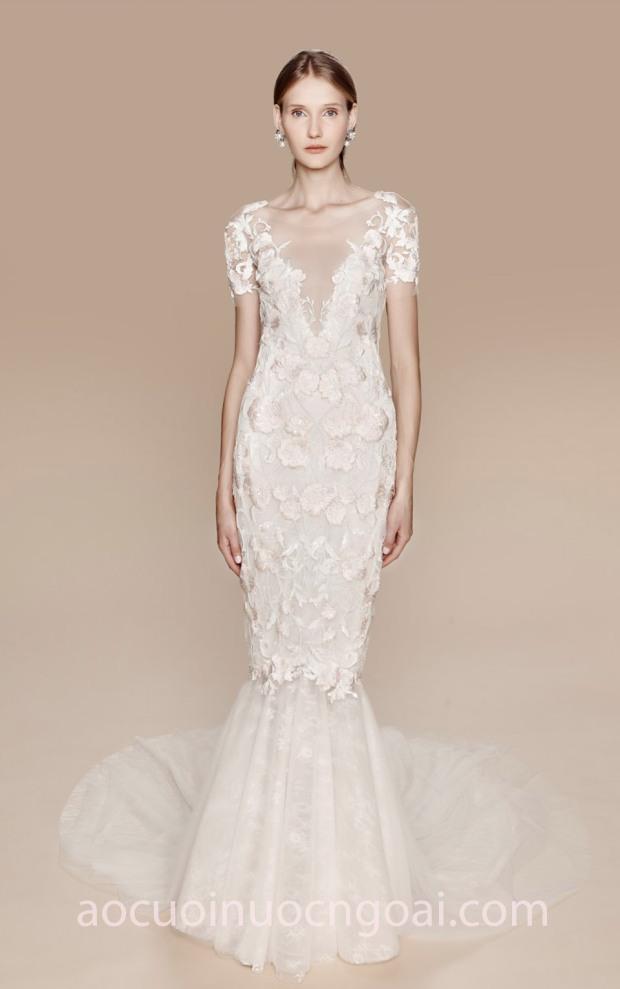 may áo cưới đẹp tp hcm MARCHESA NOTTE may váy cưới sài gòn xưởng may áo cưới cao cấp meera meera fashion concept