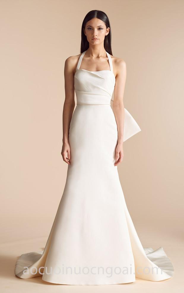may áo cưới đẹp sài gòn áo cưới đuôi cá Allison Webb Bridal Spring 2018_Kingsland xưởng may váy cưới cao cấp meera meera fashion concept