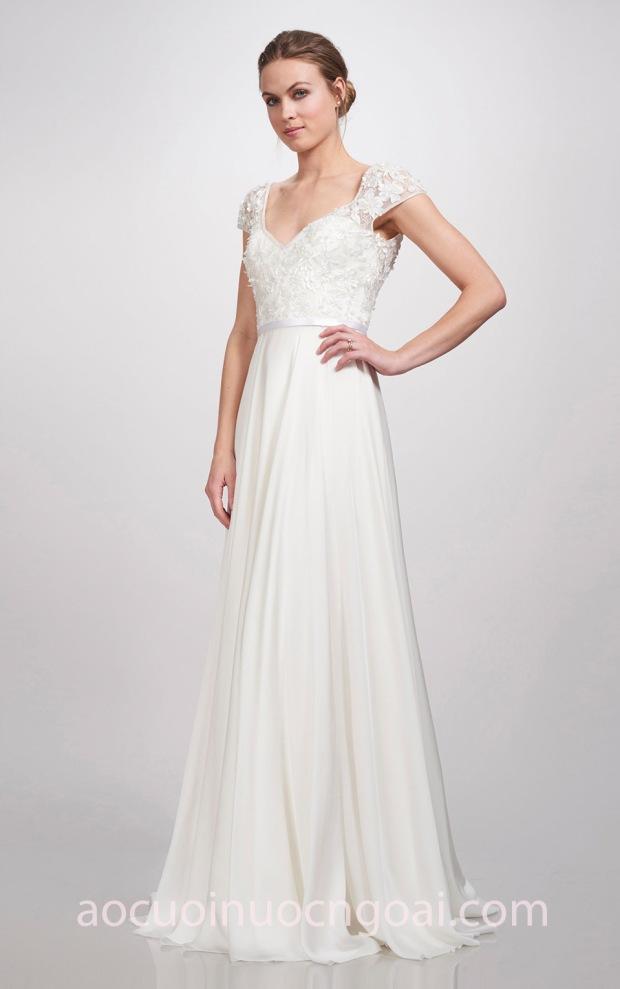 xưởng may áo cưới cao cấp tp hcm sài gòn meera meera fashion concept Theia Bridal 2018 Stella