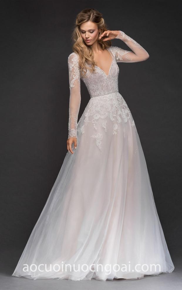 Hayley Paige Bridal Spring 2018 Mara may ao cuoi dep tp hcm sai gon meera meera fashion concept