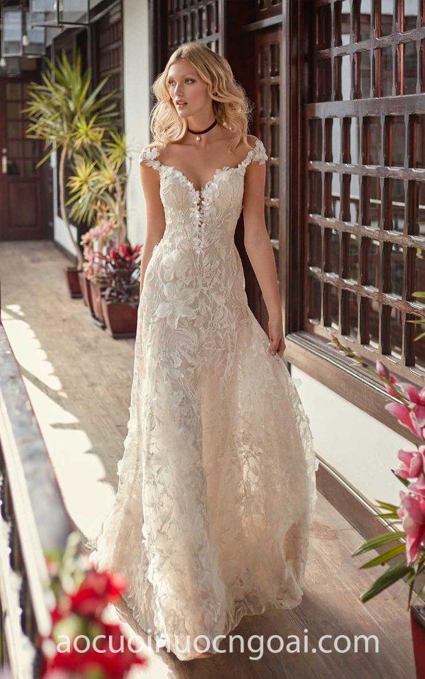 ao cuoi dep meera meera bridal Galia Lahav 2018 Bryony may vay cuoi dep sai gon meera meera fashion concept