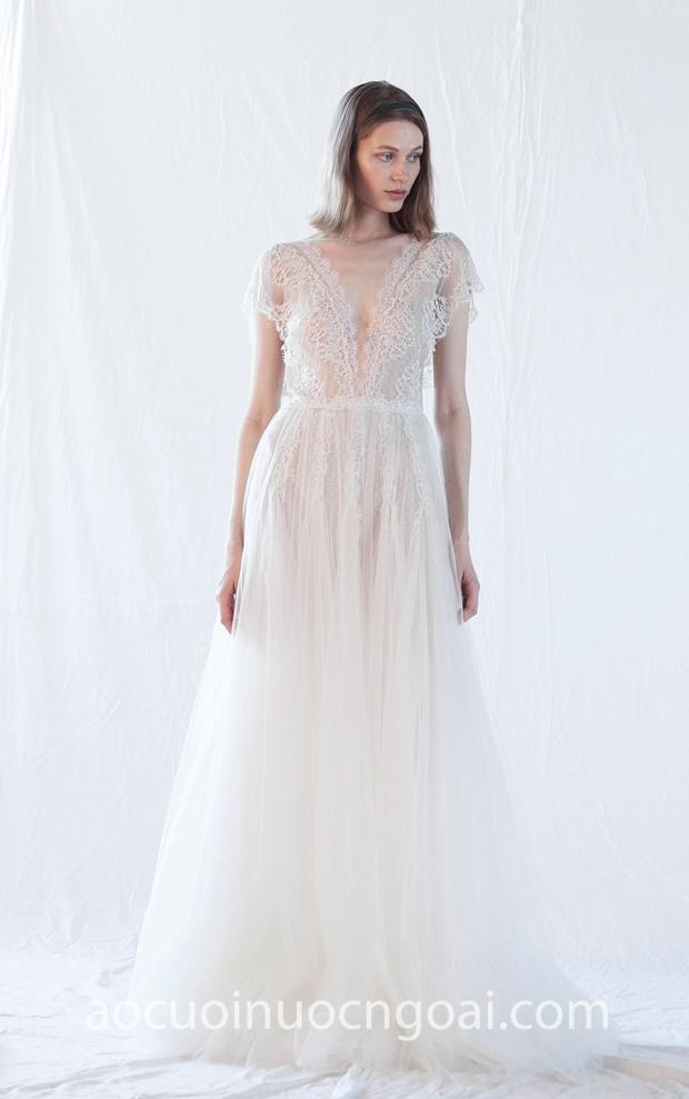 ao cuoi meera meera bridal Divine Atelier SS19 Dalia may vay cuoi dep sai gon tp hcm meera meera fashion concept