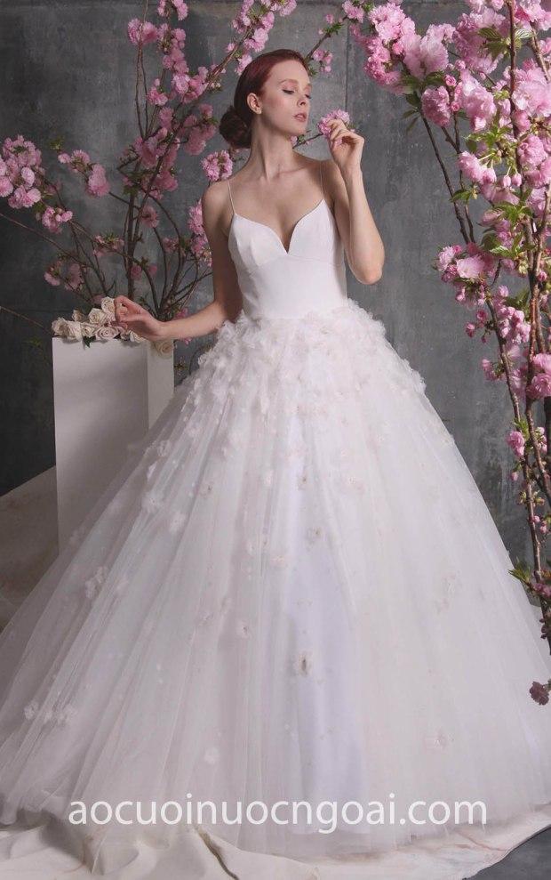 may ao cuoi dep tp hcm sai gon meera meera bridal vay cuoi cong chua Christian Siriano-01-bridal-siriano