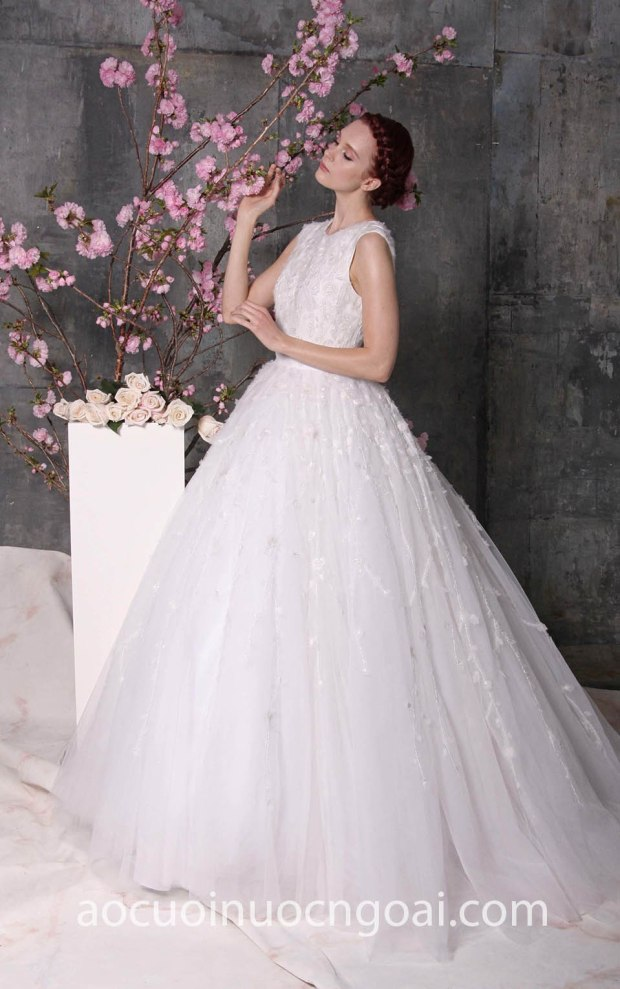 xuong may ao cuoi cao cap tp hcm sai gon meera meera fashion concept vay cuoi cong chua dinh hoa Christian Siriano-04-bridal-siriano