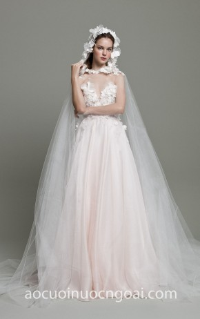ao cuoi meera meera bridal 2019