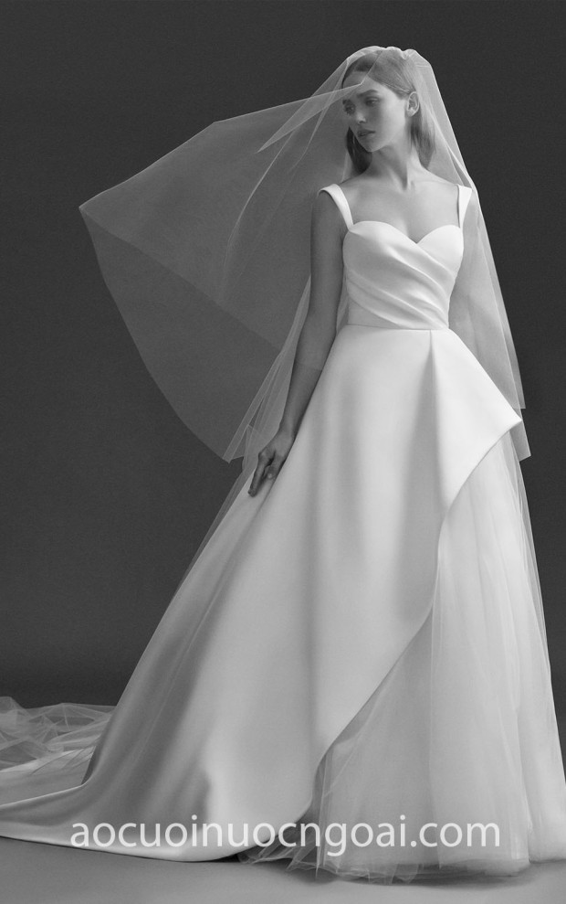 may ao cuoi tp hcm sai gon meera meera fashion concept 2019 Allison Webb Bridal Fall 2018 Emery_6