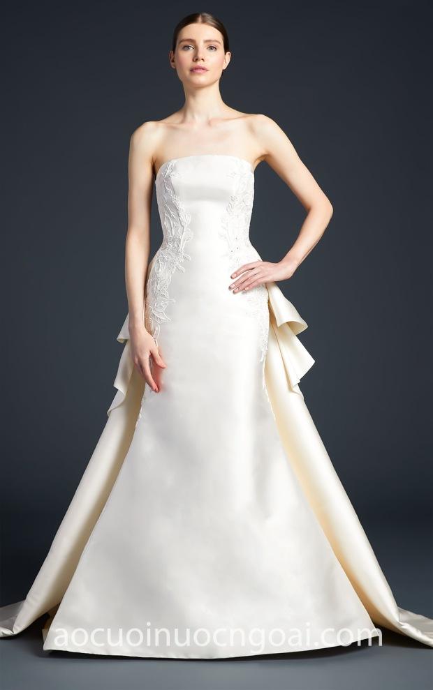ao cuoi cong chua meera meera fashion concept may vay cuoi dep sai gon