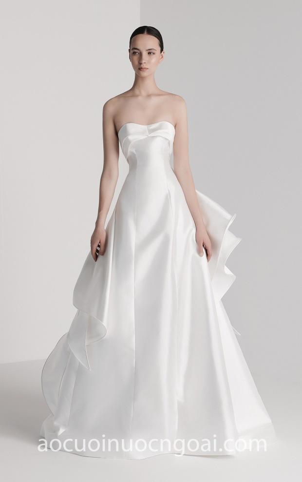 may ao cuoi dep tp hcm meera meera bridal ao cuoi xep no Antonio Riva Spring 19 Carolina