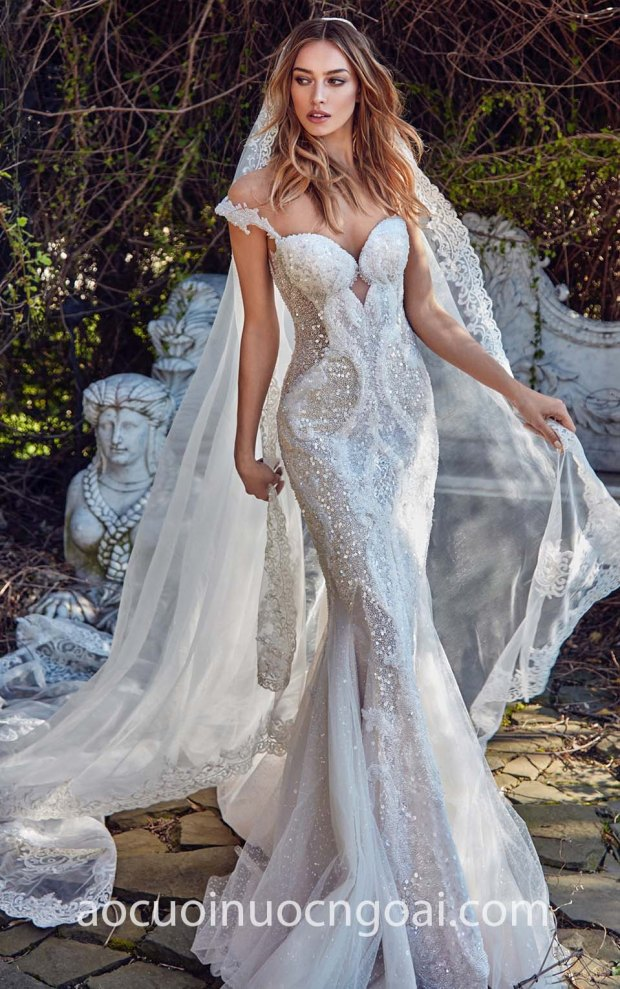 vay cuoi duoi ca dep long lay Galia Lahav Le Secret Royal Samantha