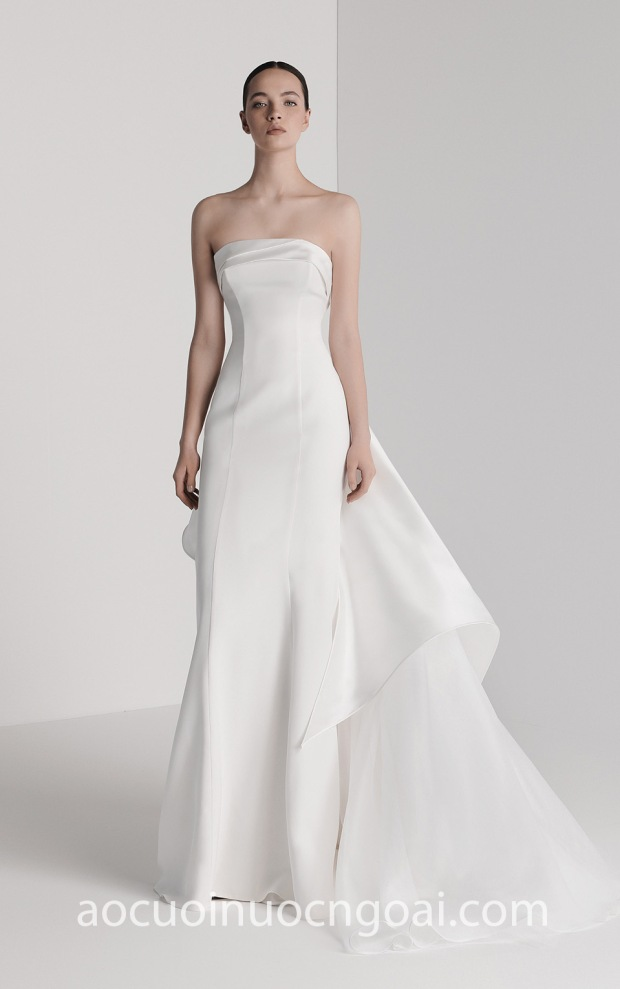 xuong may ao cuoi cao cap tp hcm meera meera bridal Antonio Riva Spring 19 Camilla