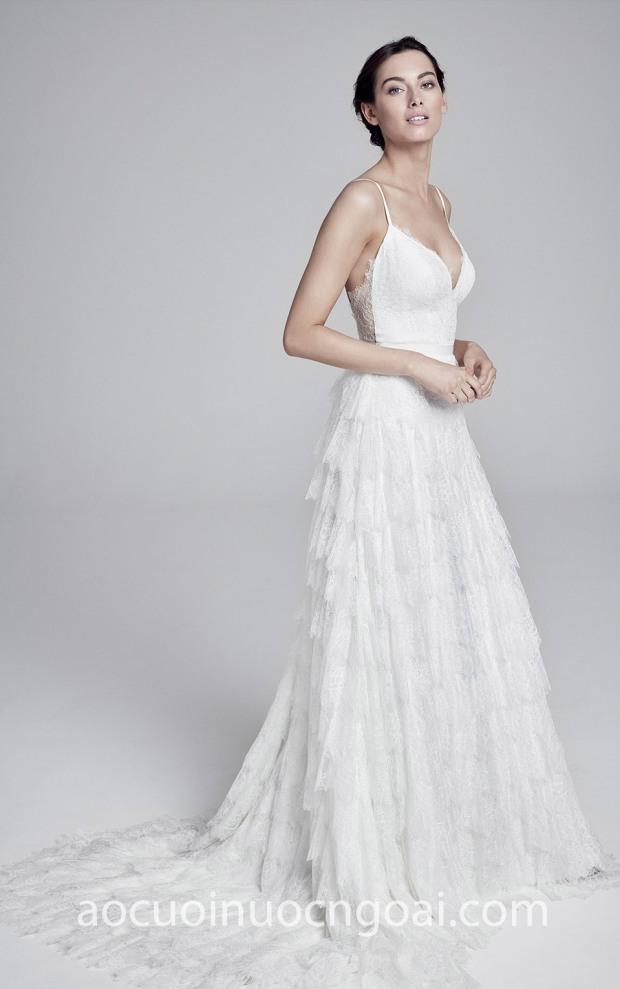 dia chi may ao cuoi dep TP HCM Meera Meera Fashion Concept ao cuoi ren