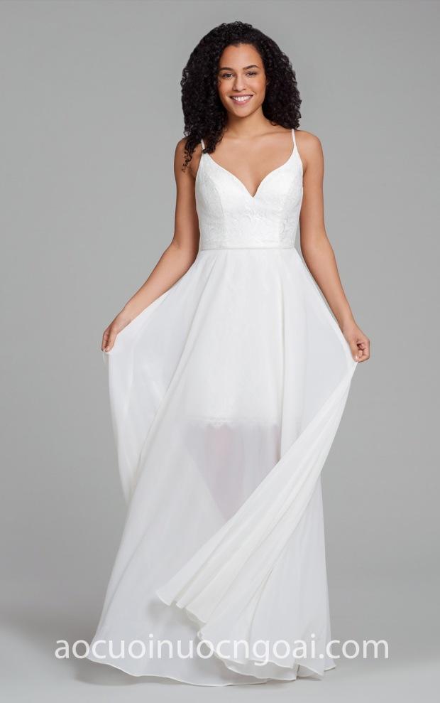 dia chi may ao cuoi dep TP HCM Meera Meera Fashion Concept Hayley Paige Fall 18 5862