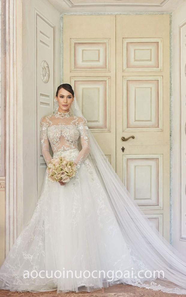 ao cuoi Meera Meera Bridal may ao cuoi dep Sai Gon-TP HCM