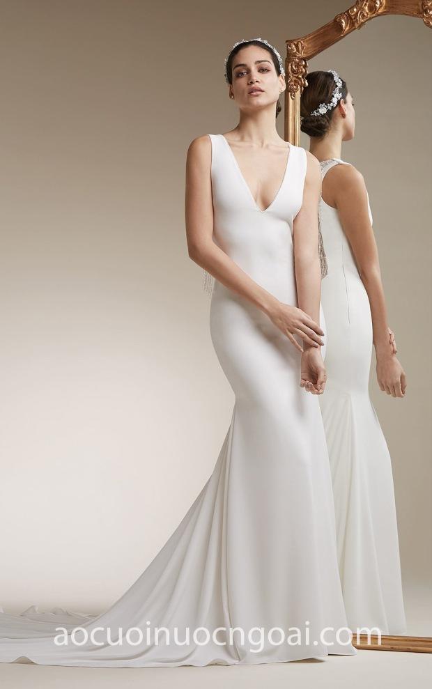 ao cuoi Meera Meera Bridal may ao cuoi dep TP HCM Meera Meera Fashion Concept