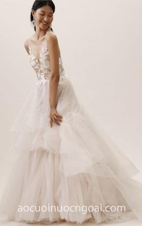 dia chi may ao cuoi cong chua dep TP HCM Meera Meera Fashion Concept