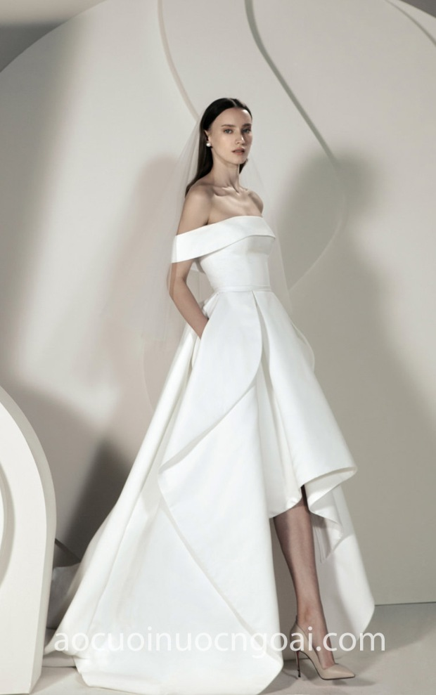 xuong may ao cuoi dep Sai Gon TP HCM Meera Meera Fashion Concept