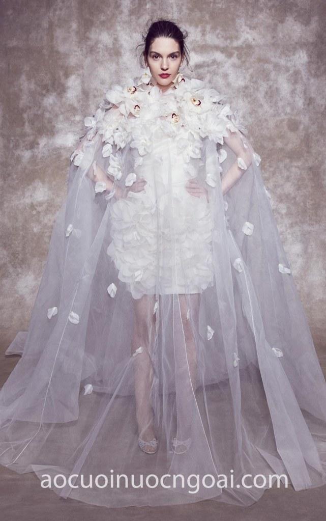 May áo cưới đẹp Sài Gòn Meera Meera Bridal