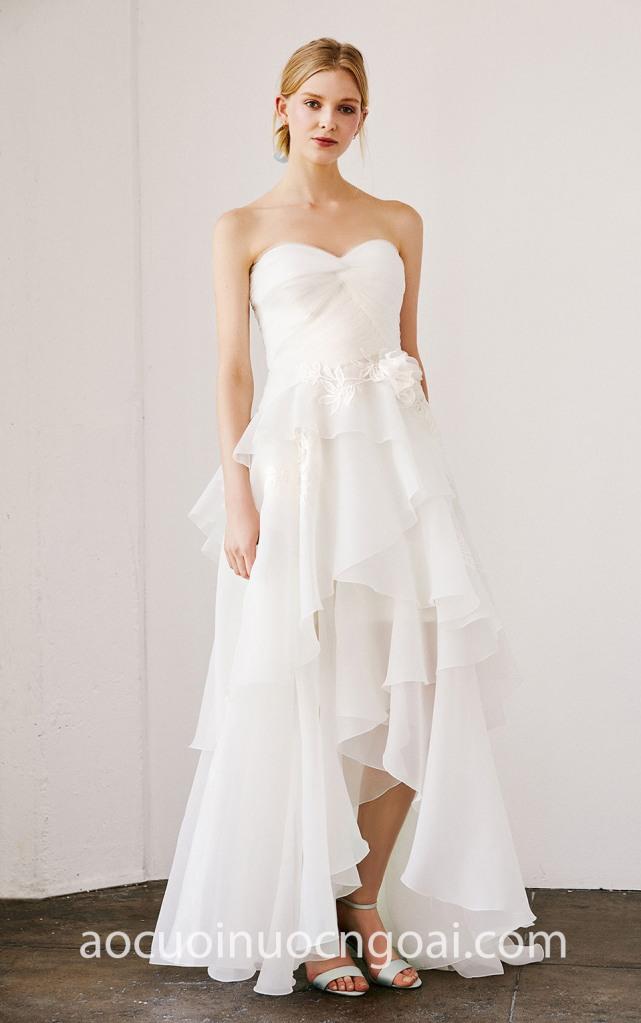 Áo cưới mullet