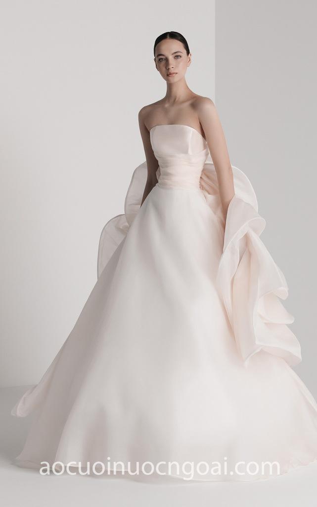Áo cưới công chúa lộng lẫy NN7016