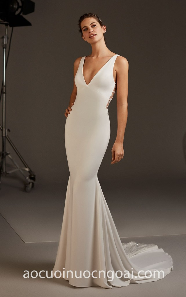May áo cưới đuôi cá đẹp TP HCM Meera Meera Fashion Concept