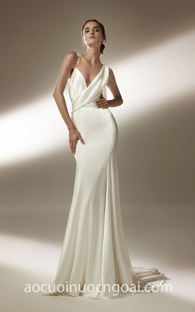 Áo cưới cao cấp meera meera fashion concept pronovias