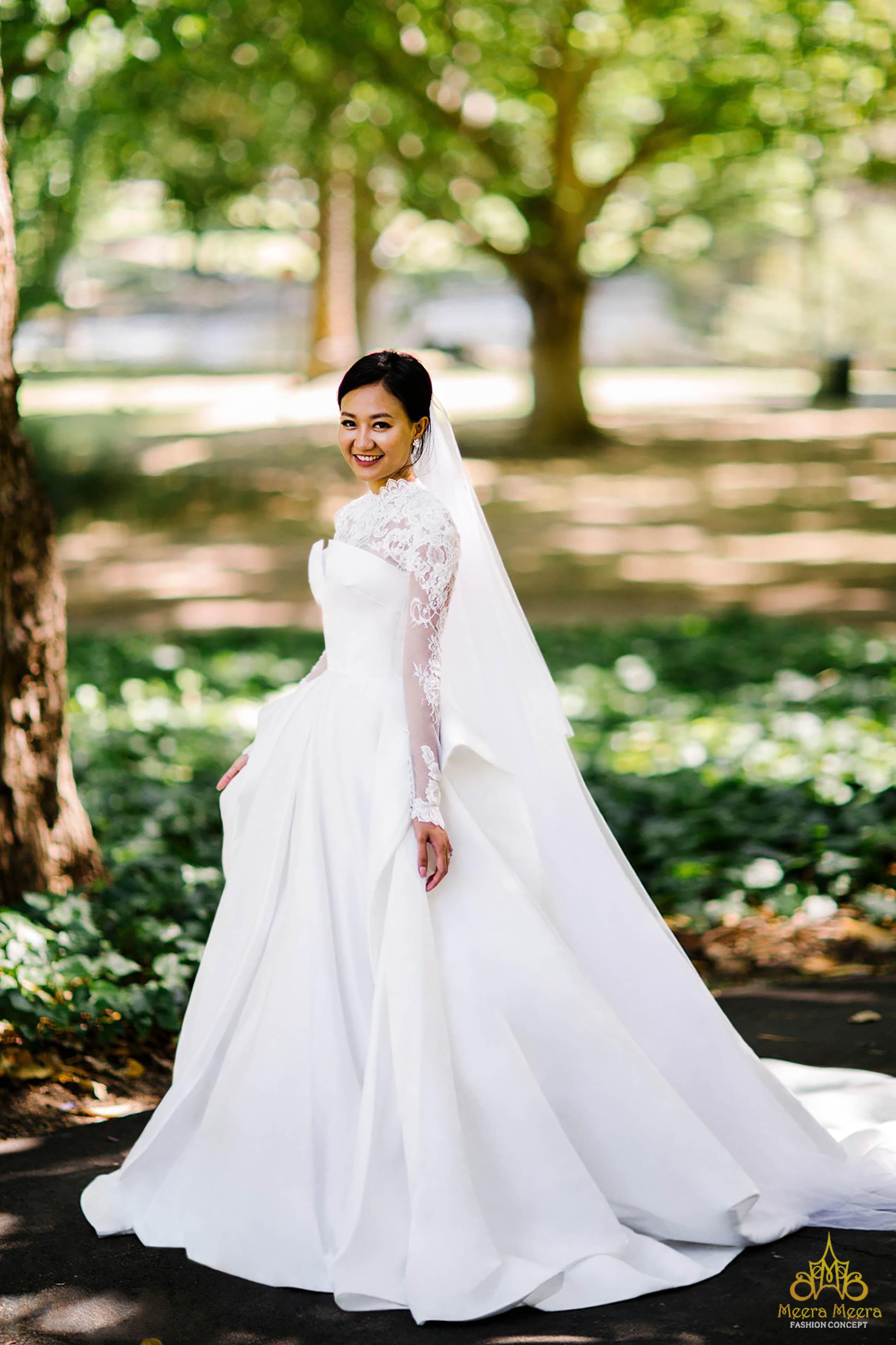 địa chỉ may áo cưới meera meera fashion concept