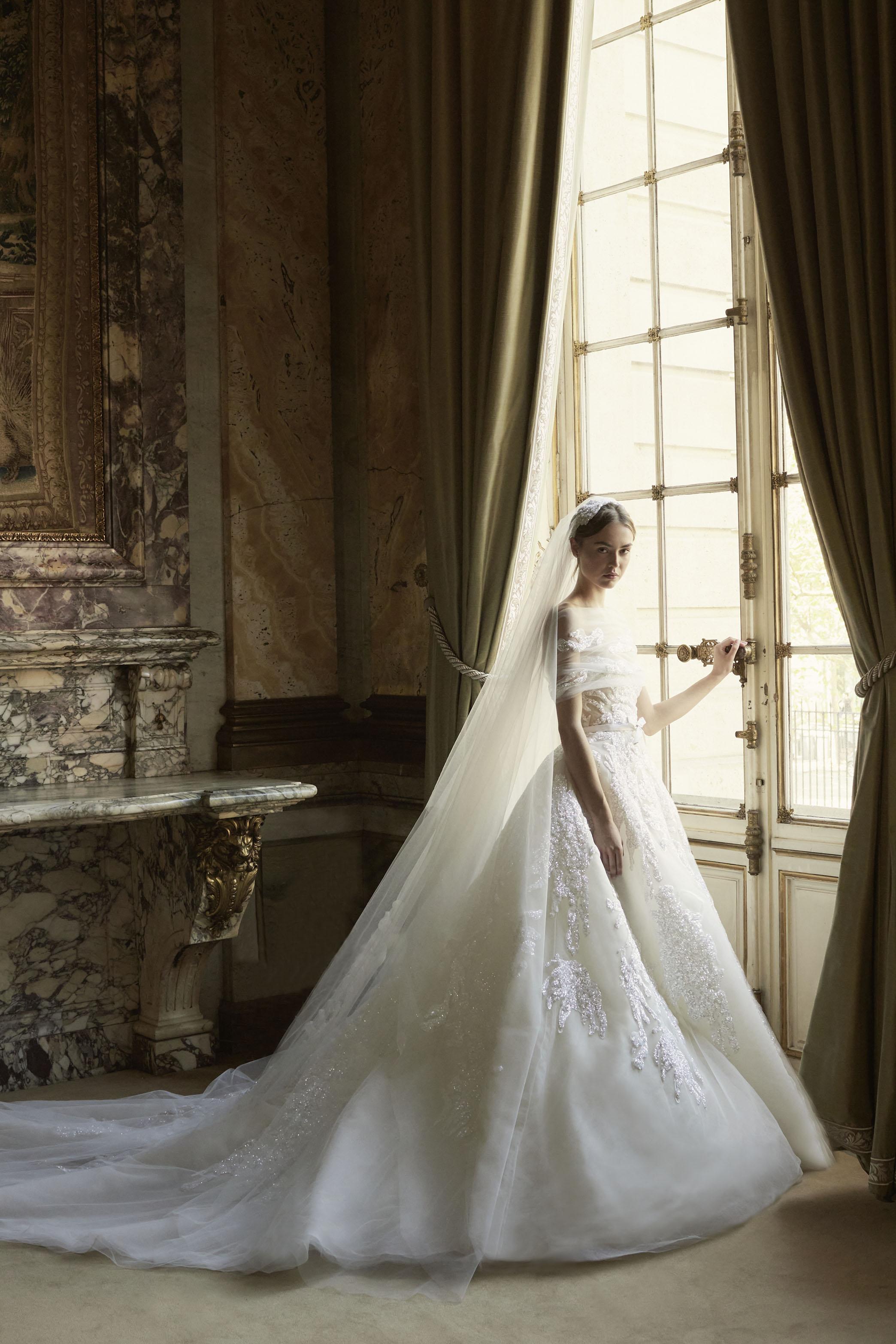 áo cưới nổi tiếng elie saab